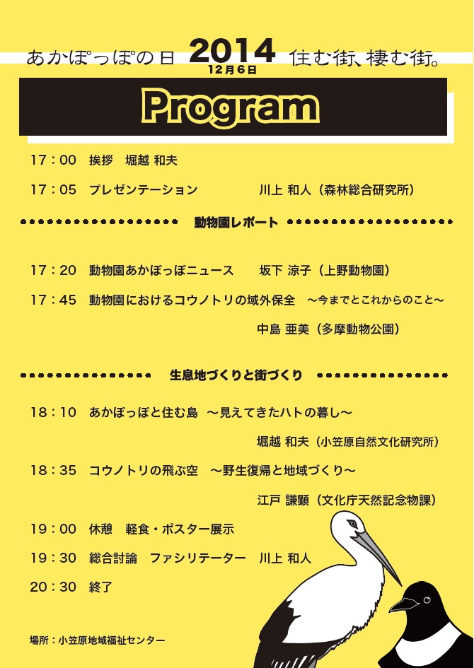 プログラム